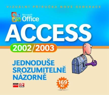 KNIHY - Microsoft Access 2002/2003