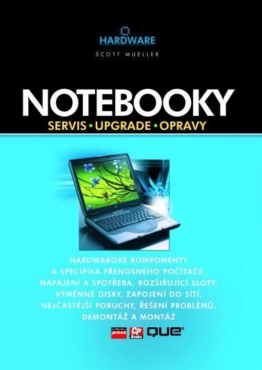 KNIHY - Notebooky