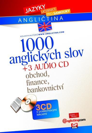 KNIHY - 1000 anglických slov