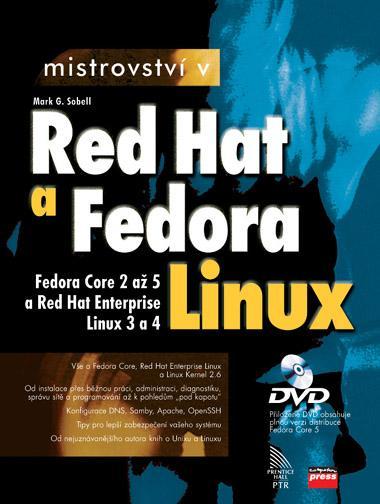 KNIHY - Mistrovství v RedHat a Fedora Linux