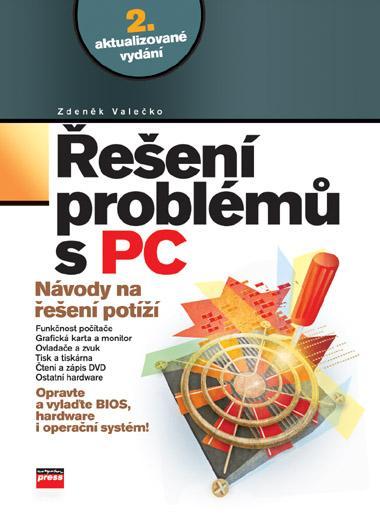 KNIHY - Řešení problémů s PC