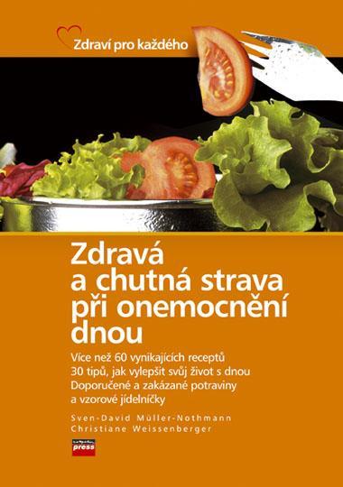 KNIHY - Zdravá a chutná strava při onemocnění dnou