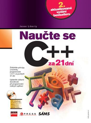 KNIHY - Naučte se C++ za 21 dní