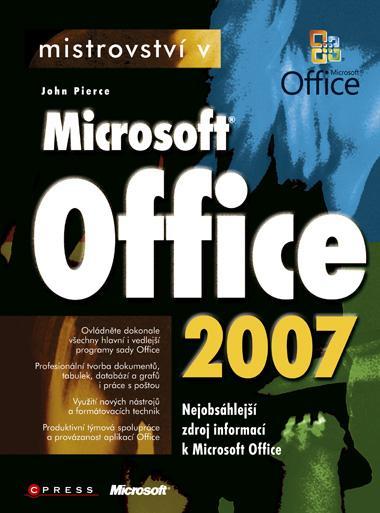 KNIHY - Mistrovství v Microsoft Office 2007