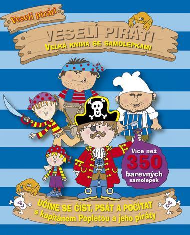 KNIHY - Veselí piráti