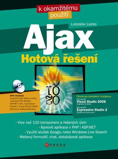 KNIHY - Computer Press - Ajax
