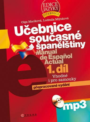 KNIHY - Učebnice současné španělštiny, 1. díl + mp3