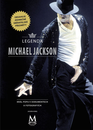 KNIHY - Computer Press - Legenda Michael Jackson