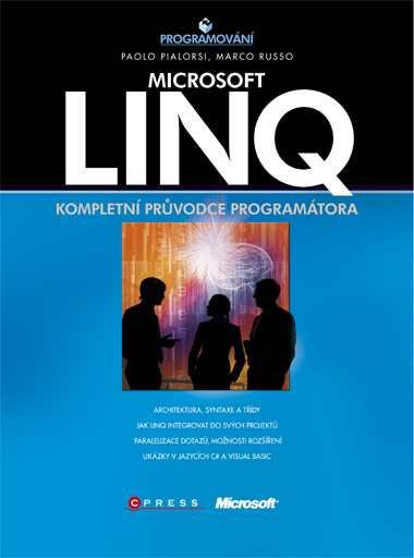 KNIHY - Computer Press - Microsoft LINQ