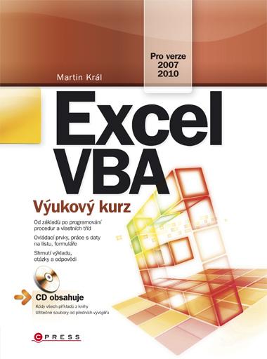 KNIHY - Computer Press - Excel VBA