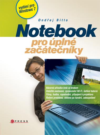KNIHY - Computer Press - Notebook pro úplné začátečníky