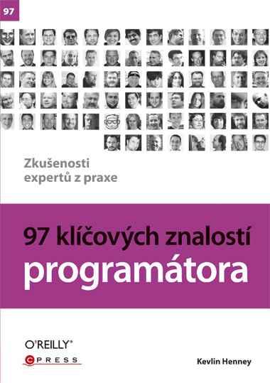 KNIHY - Computer Press - 97 klíčových znalostí programátora