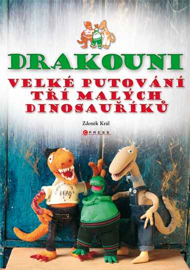 KNIHY - Computer Press - Drakouni