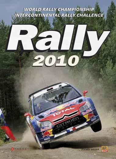 KNIHY - Computer Press - Rally 2010
