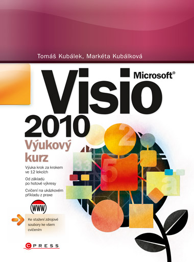 KNIHY - Computer Press - Microsoft Visio 2010